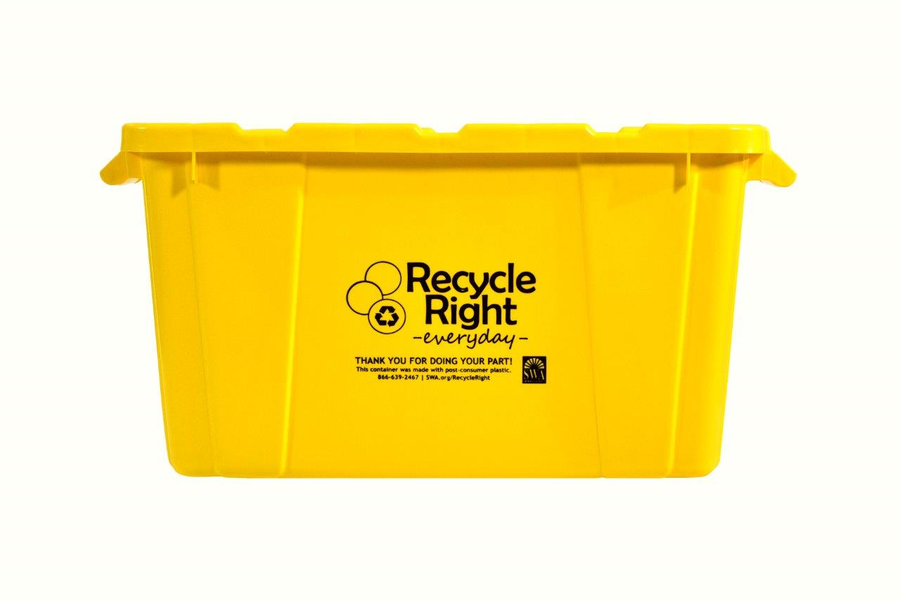 Yellow Bin for Web