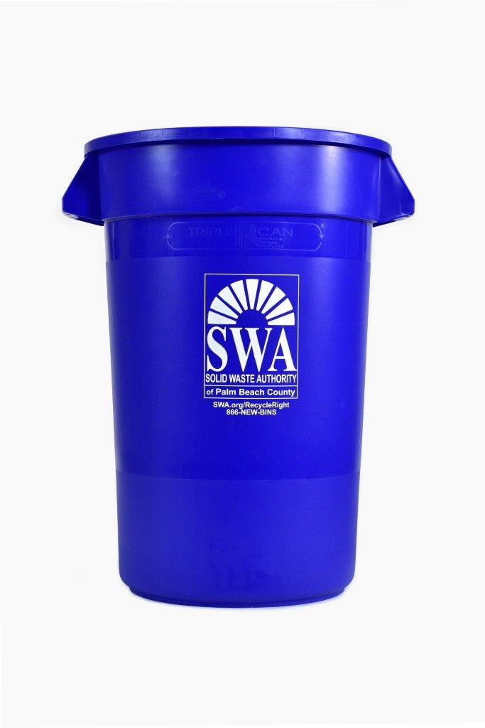 Blue Bin 25 Gallon for Website